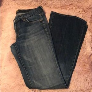 "7 For All Mankind ""Flare"" jeans"